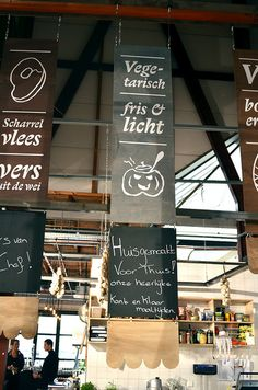 Landmarkt | Amsterdam | Super/versmarkt | 2012 | Trends: Healthy, Fast & Slow, Urban