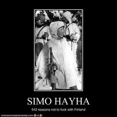 The White Death - Simo Hayha