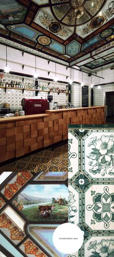 Lace & Tea   Architectural Beauty: Fleischerei Bar, Germany