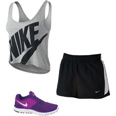 Workout Day - Polyvore