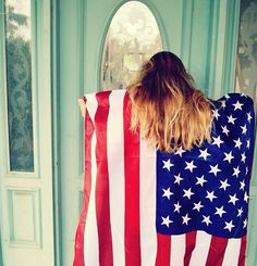 Patriotic style #MBDstyle #HomeIsWhereTheHeartIs