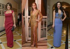 Confira os melhores looks das famosas no 17º #PrêmioContigo de TV!