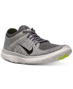 huge discount 92f5a 74f28 Nike Women s Free Flyknit 4.0 Running Sneakers from Finish Line   Reviews -  Finish Line Athletic Sneakers - Shoes - Macy s