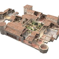 La Olmeda, una fastuosa villa romana en Hispania