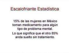 En México, las mujeres...