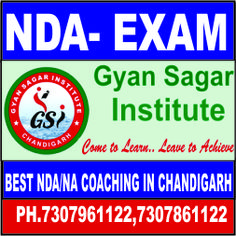 https://ndacoachinginchandigarhblog.wordpress.com/  SCO: 118-119,3rd Floor Sec- 34A Chandigarh, Near State Bank of india ,  Contact No. 7307961122,7307865051,7307861122,  NDA Coaching in Chandigarh, NDA Exam Coaching in Chandigarh, Best NDA Exam Coaching in Chandigarh, Best NDA Exam Coaching instiute in Chandigarh