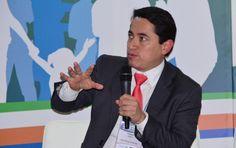 GERMAN CHICA (COLOMBIA), Director ejecutivo de la Federación Nacional de Departamentos