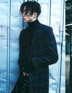Korean Fashion – How to Dress up Korean Style – Designer Fashion Tips Beautiful Boys, Pretty Boys, Beautiful People, Chica Cool, Foto Fashion, King Fashion, Komplette Outfits, Hommes Sexy, Ulzzang Boy
