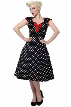 """Faboulous Pin Up Wear"""" Brand of the Day is: Lady V London ▶▶▶ http://pinup-fashion.de/?p=8252 #polkadot #rockabillydress #retrodress #fashion #rockabillyfashion"""