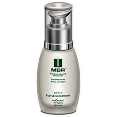 MBR Medical Beauty Research, Cell-Power Bust Up Concentrate (Cena: 890 zł, 50 ml) - preparat w formie balsamu poprawia skuteczność funkcji ochrony tkanek skóry, a także wzmacnia, napręża, wygładza oraz nadaje skórze delikatność, jogo działanie chłodzące docenią kobiety w ciąży. www.m-b-r.de