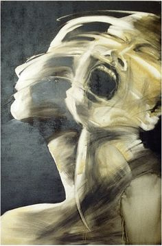 #Art by Elisabetta Renosto- Wow- this is incredible- tremendous emotion-