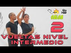 SALSA   Tutorial Vueltas y Figuras Nivel Intermedio 2 Paso a Paso con MAYIMBE    Dance On Fire 👟🔥 - YouTube Salsa Moves, Danse Salsa, Salsa Lessons, Zumba, Abs, Youtube, Workout, Sports, Dancing