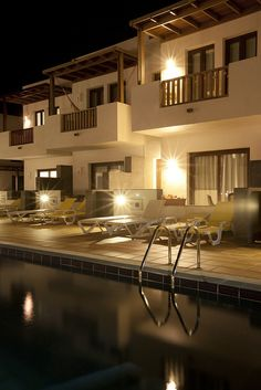 Recidencial el Noray Duplex by Grupo Puerto Calero, via Flickr