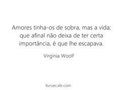 Virginia Woolf http://livroecafe.com
