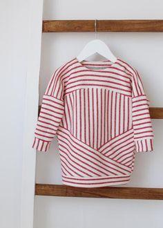 Eva Sweater Dress PDF Sewing Pattern