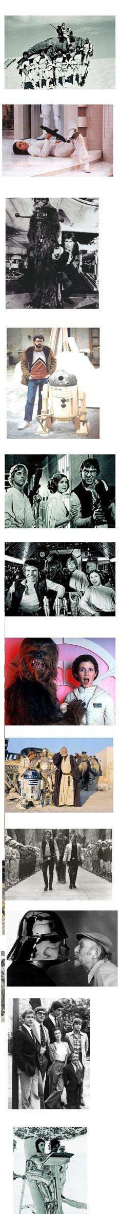 The Starwars Crew