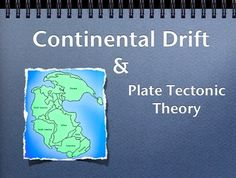 Continental Drift and Plate Tectonic Theory - Lesson Plan Plate Tectonic Theory Lesson Plan Science Lesson Plans Science Lesson Plans, Science Lessons, Teaching Science, Stem Science, Earth Science, Teaching Resources, 8th Grade Science, Middle School Science, Plate Tectonics