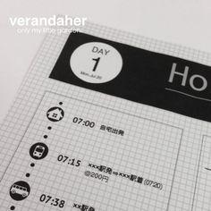 [旅行] ブログ村キーワードテンプレートは全部で3種類! 1ページで2日分、1ペ...
