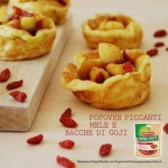 Mele e bacche di Goji: ricetta perfetta per il brunch domenicale @elenafoodblog