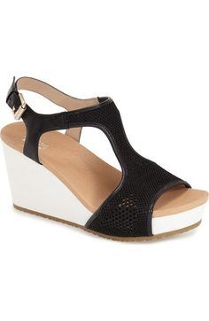 Dr. Scholl's 'Original Collection Wiley' Wedge Sandal (Women) available at #Nordstrom