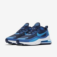 Nike presents the new Air Max 270 React, a hybrid sneaker that will be officially launched on July All White Sneakers, Air Max Sneakers, Sneakers Nike, Nike Presents, Nike Air Max, Latest Sneakers, New Shoes, Men's Shoes, Air Max 270