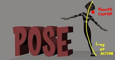 Pose 02 Forces | The Animator´s Checklist