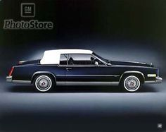 1983 Cadillac Eldorado Biarritz Convertible