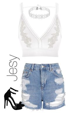 """""""Jesy Nelson"""" by littlemixfashioninspired on Polyvore featuring River Island, Topshop and Boohoo"""