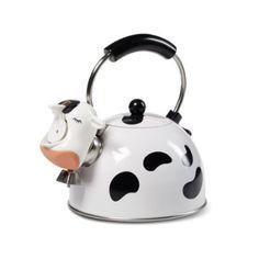 Cow Tea Kettle