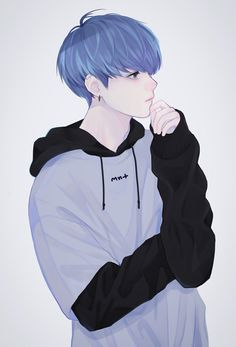 anime boy cute - Drawing people,Drawing tutorial,D - cutiepie Anime Neko, Kawaii Anime, Fanarts Anime, Anime Characters, Manga Anime, Dark Anime Guys, Cool Anime Guys, Handsome Anime Guys, Cute Anime Boy