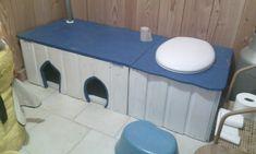 Toilettes sèches sans odeur !   L'atelier de peyo Outdoor Toilet, Waste Container, Toilets, Atelier