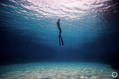 Meet the Freediving Couple Who Make Stunning Underwater Photos With No Scuba Gear — Vantage — Medium