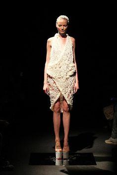 e c c o * e c o: Japan Fashion Week: Johan Ku Spring/Summer 2012