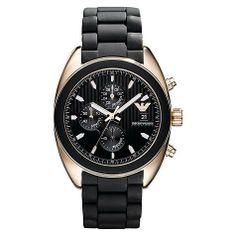 Armani Sportivo Chrono Black Dial Men's watch #AR5954 Armani. $279.00. Japanese quartz movement. Water Resistant. Save 44%!