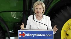 In Clinton Emails Released By WikLleaks, A Video Defense She Never Gave : NPR