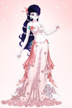 Auru'bia by PinkRobin ~ Sailor Moon Dress Up