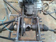 Bike engine conversion