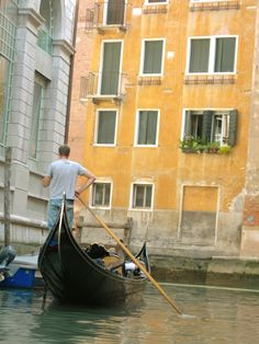 Venice the most romantic place after Paris... I could stay here forever