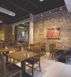 bbq restaurant interior design - Google Search | restaurant ideas ...