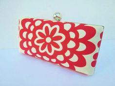 valentines day clutch by VincentVdesigns, $48.00