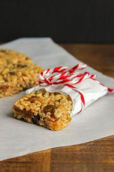 Rice Krispies Fruit and Nut Breakfast Bars