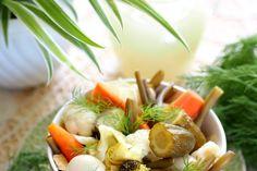 Najlepsza sałatka królewska | Smaczna Pyza Shrimp, Pizza, Gazpacho, Coleslaw, Meat, Cooking, Food, Kitchen, Coleslaw Salad