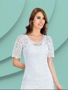 Needle Lace, Crochet Clothes, Tunic Tops, Casual, Renaissance, Women, Handmade, Fashion, Hale Navy