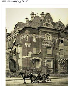 Old Pictures, Old Photos, Art Nouveau, Art Deco, Budapest Hungary, Historical Photos, Bauhaus, Louvre, History