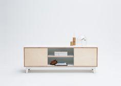 Tim Webber Design - New Zealand Furniture - Austin Entertainment Unit (white).jpg
