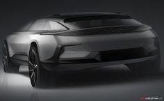 2017 Faraday Future FF 91