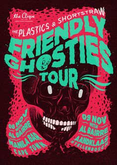 Friendly Ghosties Tour by Ian Jepson