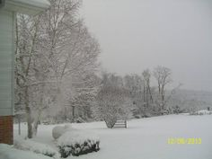 snow scene from viewer Kelly Simmons #whsvsnow