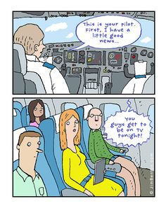 this is your pilot...