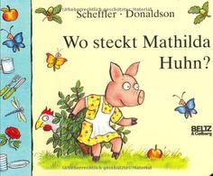 Wo steckt Mathilda Huhn?: Papp- und Klapp-Bilderbuch von Axel Scheffler http://www.amazon.de/dp/3407792638/ref=cm_sw_r_pi_dp_xxtNwb02HKTJB